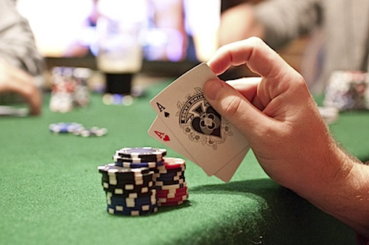 poker online android